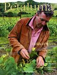 Petaluma Magazine Features Ridgeway Family Vineyards